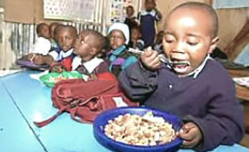 School Feeding Schemes